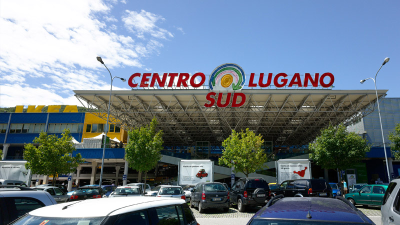 Lugano Shopping Centre
